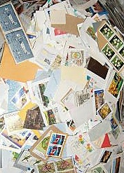 Valuable stamps | Kiloware stamps | Postage stamp collection